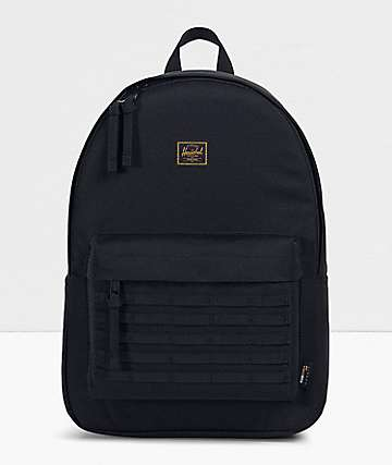Herschel Classic XL Surplus Black Backpack