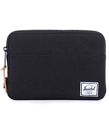 Herschel Supply Co. Anchor Black iPad Mini Sleeve