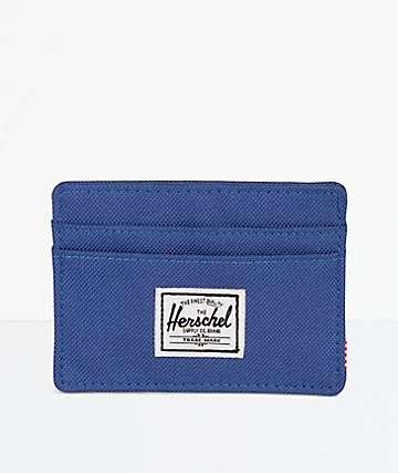 Herschel Supply Co. Charlie Deep Ultra Marine Cardholder Wallet