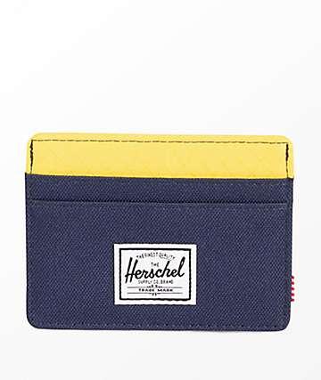 Herschel Supply Co. Charlie Peacoat Cyber Yellow cartera