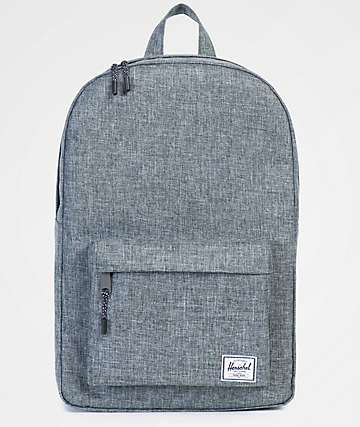 Herschel Supply Co. Classic Raven Crosshatch 18L Backpack