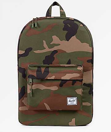 Herschel Supply Co. Classic Woodland Camo 22L Backpack