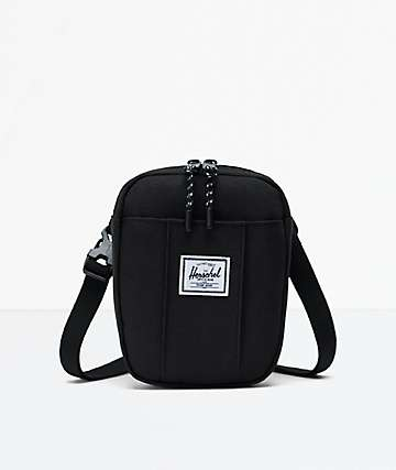 Herschel Supply Co. Cruz Black Crossbody Bag