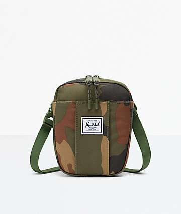 Herschel Supply Co. Cruz Camo Crossbody Bag