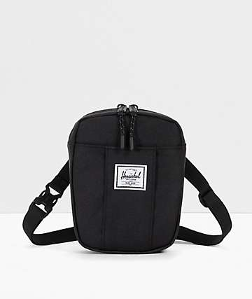 Herschel Supply Co. Cruz bolso de mano en negro