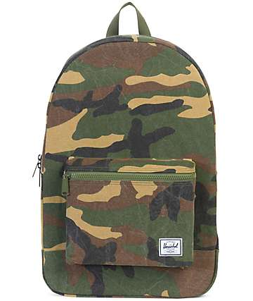 Herschel Supply Co. Daypack 24.5L mochila camuflada