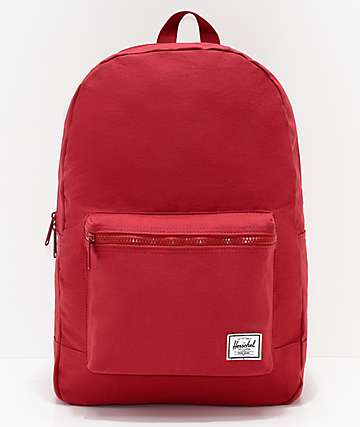 Herschel Supply Co. Daypack Brick Red Backpack