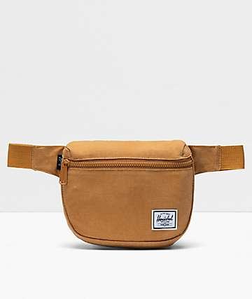 Herschel Supply Co. Fifteen Buckthorn Brown Fanny Pack