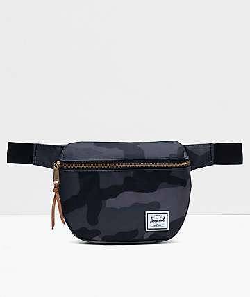 Herschel Supply Co. Fifteen Night Camo Fanny Pack