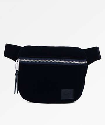 Herschel Supply Co. Fifteen Velvet Peacoat 2L Fanny Pack