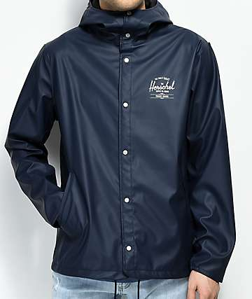 Herschel Supply Co. Forecast Navy Jacket