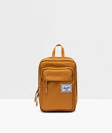 Herschel Supply Co. Form Buckthorn Brown Crossbody Bag