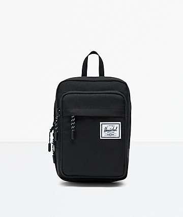 Herschel Supply Co. Form Large Black Crossbody Bag