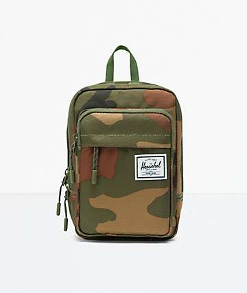 Herschel Supply Co. Form Large Camo Crossbody Bag