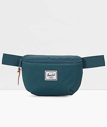 Herschel Supply Co. Fourteen Deep Teal Fanny Pack
