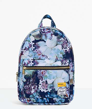 Herschel Supply Co. Grove X-Small Hoffman Winter Floral Backpack 502f58acc7053
