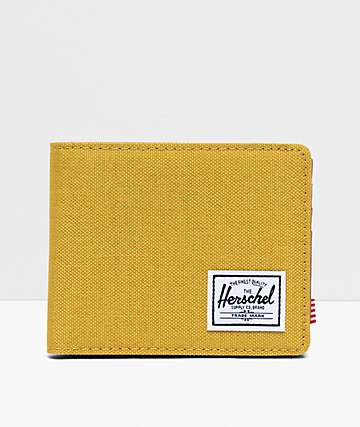 Herschel Supply Co. Hank Arrowwood Crosshatch Bifold Wallet