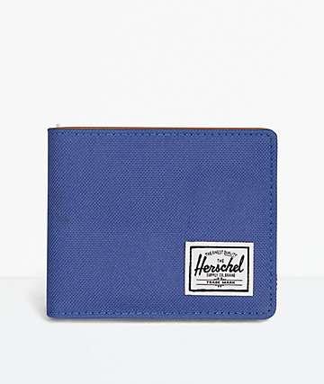 Herschel Supply Co. Hank Deep Ultra Marine Bifold Wallet
