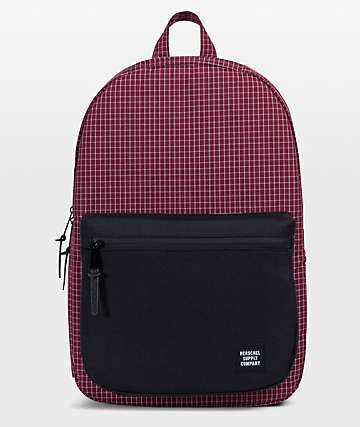 Herschel Supply Co. Harrison Windsor Wine Grid 22L Backpack