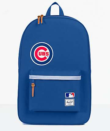 Herschel Supply Co. Heritage MLB Chicago Cubs Backpack