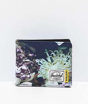 Herschel Supply Co. Hoffman Winter cartera plegable floral