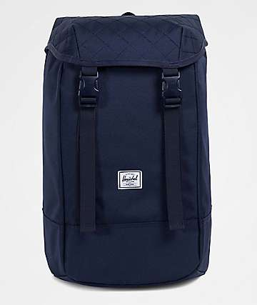 Herschel Supply Co. Iona Quilted Peacoat 24L Backpack