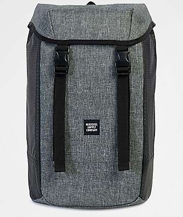 Herschel Supply Co. Iona Raven Crosshatch Aspect 24L Backpack