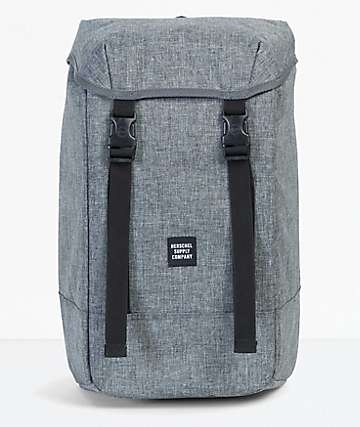 Herschel Supply Co. Iona Raven Crosshatch mochila