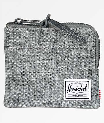 Herschel Supply Co. Johnny Raven Crosshatch Wallet