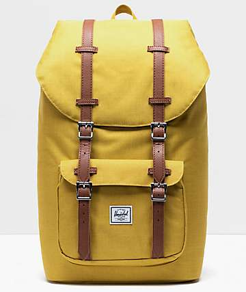 Herschel Supply Co. Little America Arrowwood Crosshatch Backpack