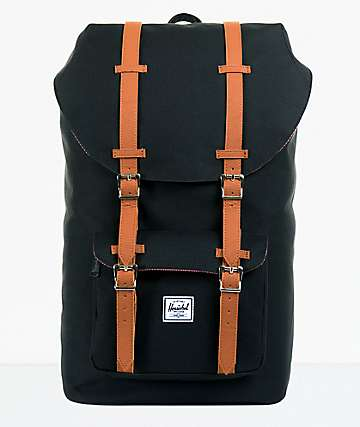 Herschel Supply Co. Little America Black 25L Backpack
