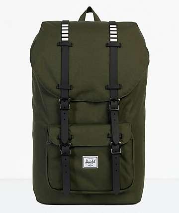 Herschel Supply Co. Little America Forest Night 25L Backpack