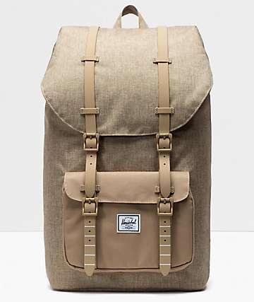 Herschel Supply Co. Little America Kelp Crosshatch Backpack