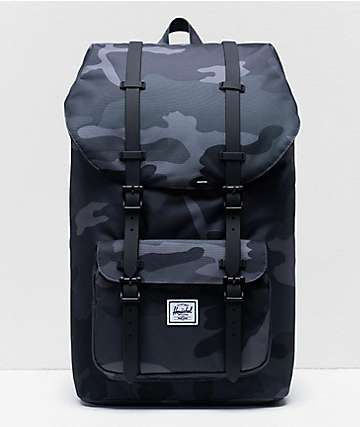 Herschel Supply Co. Little America Night Camo Backpack