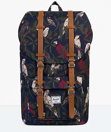 Herschel Supply Co. Little America Peacoat Parlour 25L Backpack