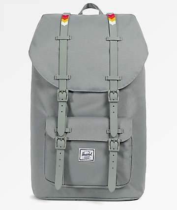 Herschel Supply Co. Little America Shadow & Chevron Backpack