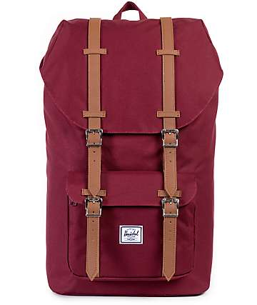 Herschel Supply Co. Little America Windsor Wine 23.5L Backpack
