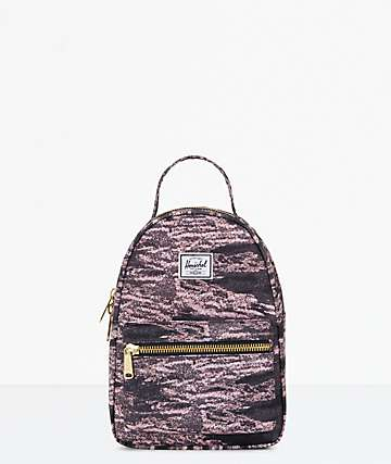 Herschel Supply Co. Nova Ash Rose Desert Mini Backpack
