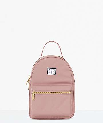 Herschel Supply Co. Nova Ash Rose Mini Backpack