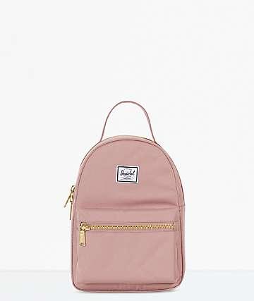 Herschel Supply Co. Nova Ash Rose Mini Backpack
