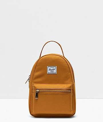 Herschel Supply Co. Nova Buckthorn Brown Mini Backpack