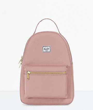 Herschel Supply Co. Nova Extra Small Ash Rose Mini Backpack