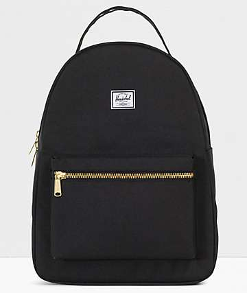 Herschel Supply Co. Nova Mid Black Backpack