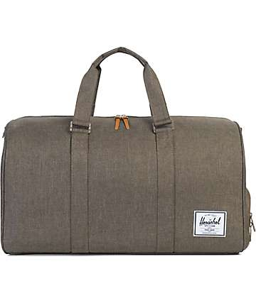 Herschel Supply Co. Novel Canteen Crosshatch 42.5L Duffle Bag