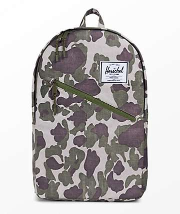 Herschel Supply Co. Parker Frog Camo 19L Backpack