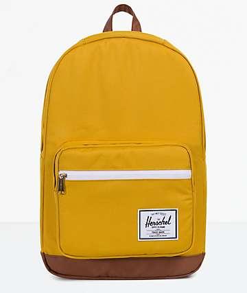Herschel Supply Co. Pop Quiz Arrowwood & Tan Backpack