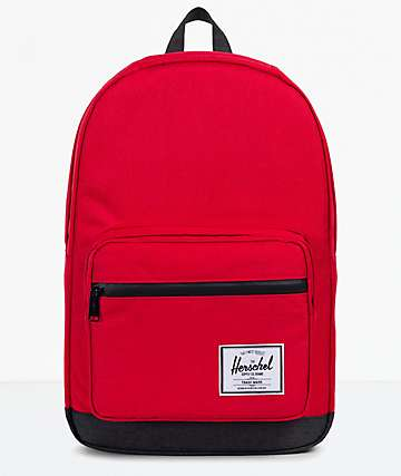 Herschel Supply Co. Pop Quiz Barbados Cherry & Black Backpack