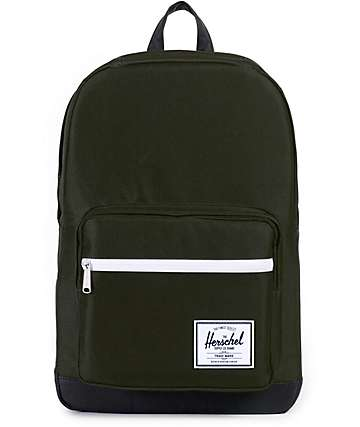 Herschel Supply Co. Pop Quiz Dark Shadow & Black 22L Backpack