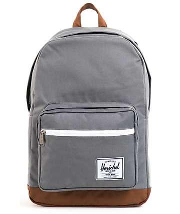 Herschel Supply Co. Pop Quiz Grey Backpack