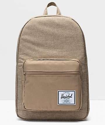 Herschel Supply Co. Pop Quiz Kelp Crosshatch Backpack